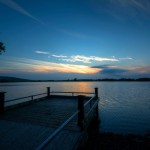 Blue Hour Dock