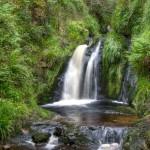 Gortin Waterfall