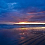 Rossnowlogh Beach Sunset