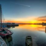 Kinvara Galway Docks