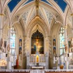 Church interior - Natchez, U.S. Unsplaxh