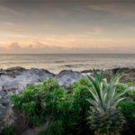 Rock view sea