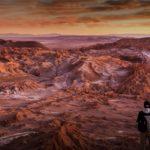 Rusty landscape